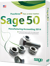 Sage 50 Premium Accounting for Manufacturing