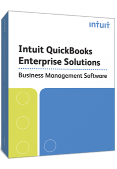 Intuit Quick Books Enterpeise Solutions