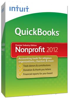 QuickBooks Premier – Non-Profits Edition
