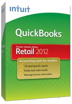 QuickBooks Premier – Retail Edition