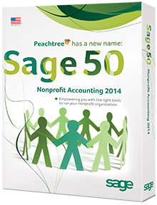 Sage 50 Premium Accounting for Non-Profits
