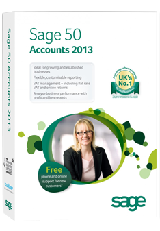 Sage 50 Accounts Professional – UK Edition