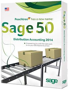 Sage 50 Premium Accounting for Distribution